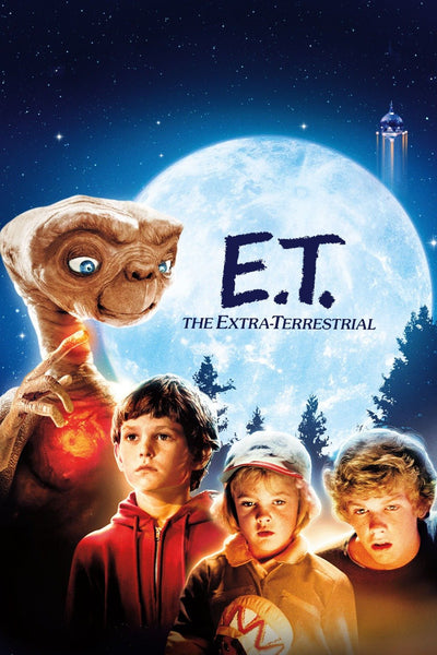 E.T. the Extra-Terrestrial (HDX) - Davies Movies