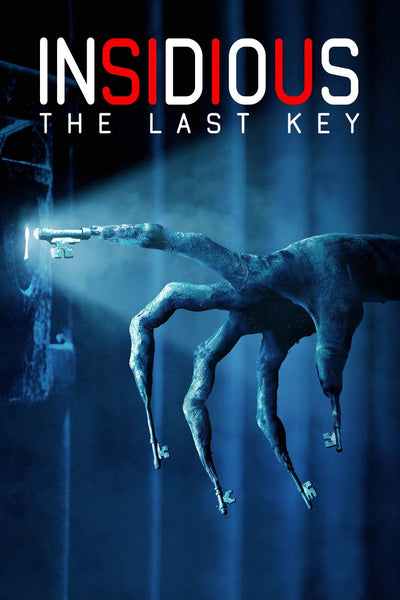 Insidious: The Last Key (SD) - Davies Movies