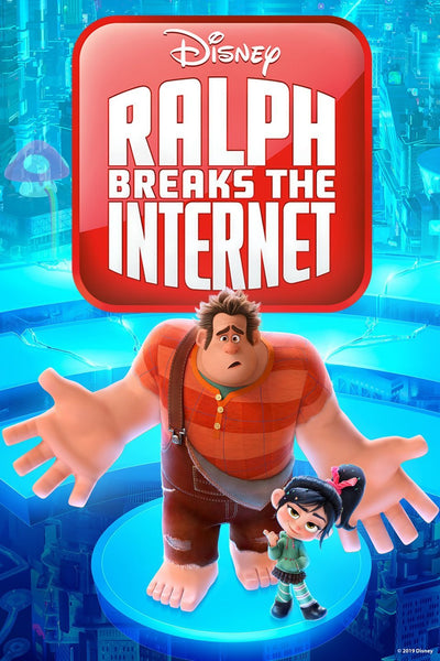Ralph Breaks the Internet (HDX) FULL CODE