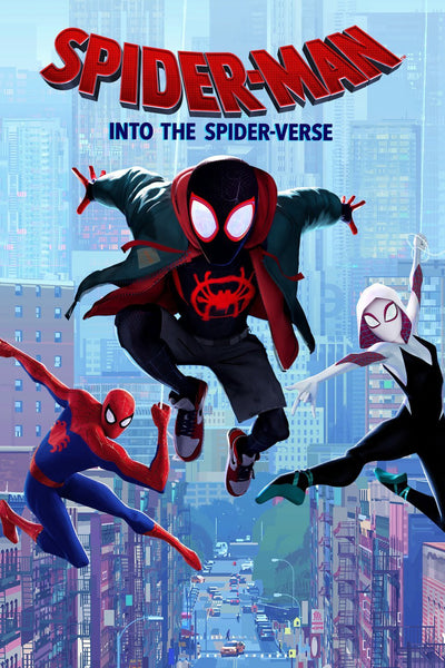 Spider-Man: Into the Spider-Verse (HDX)