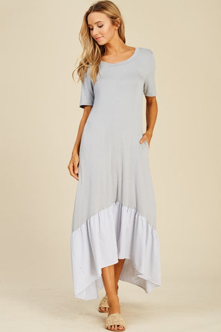 Easy Going Maxi Dress