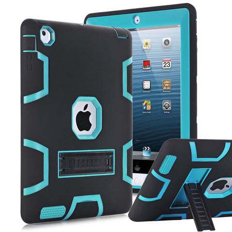 Apple iPad 2 iPad 3 iPad 4 Case Cover High Impact Resistant