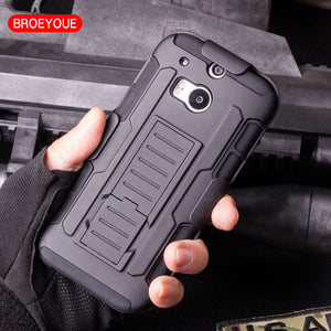 Future Armor Impact Holster Hard Case for HTC One