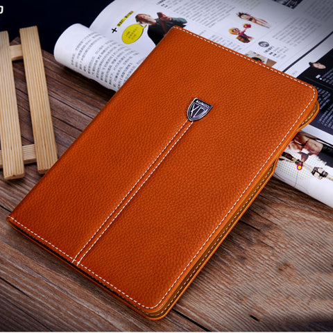 Luxury Noble Business Shockproof Flip Wallet Stand Cover