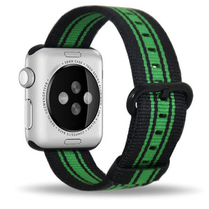 38mm Woven Nylon Band For Apple Watch 42mm Series1,2 Sport Edition
