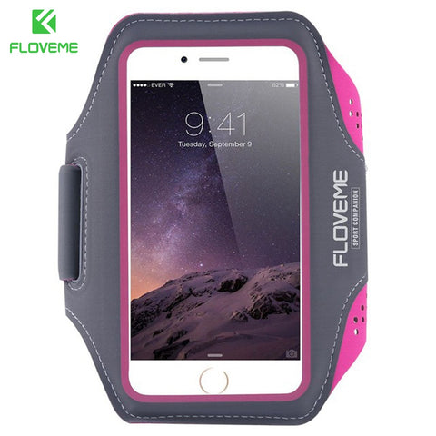 Sport Running Arm Band Case For iPhone, Samsung & Son7