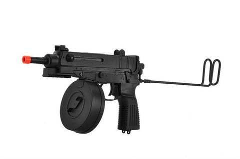 WellFire Full Metal Gearbox VZ61 CQB Scorpion AEG Rifle SMG