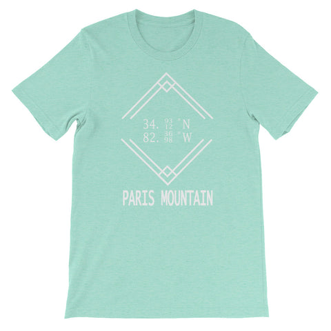 Paris Mountain SC Coordinate T-Shirt