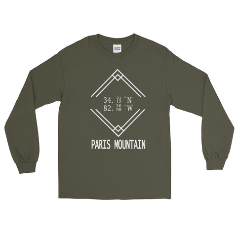 Paris Mountain SC Coordinate Long Sleeve