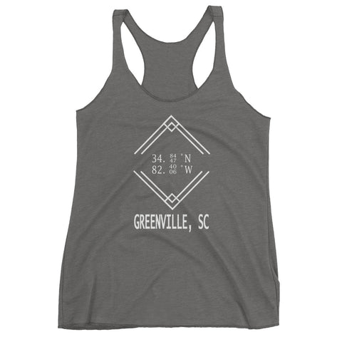 Greenville SC Coordinate Tank
