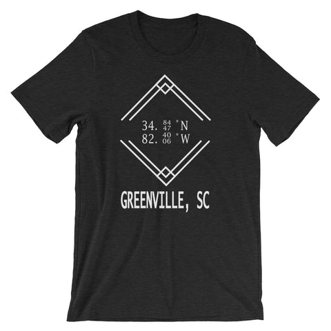 Greenville SC Coordinate T-Shirt
