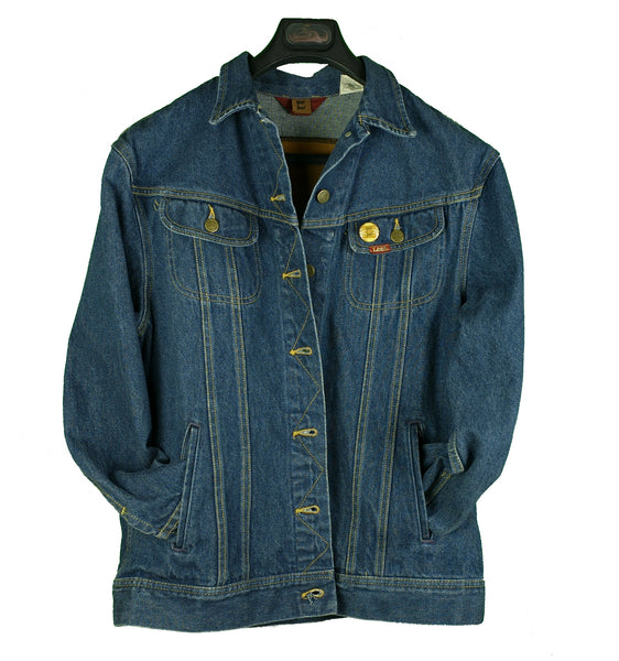 L ( women's ) Denim Jacket
