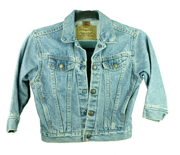 Lil' Denim Jacket (6, kids)