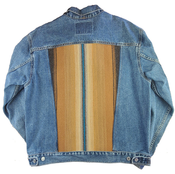 L (men's) Denim Jacket