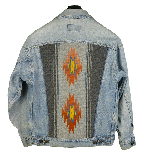 S (men's) Denim Jacket