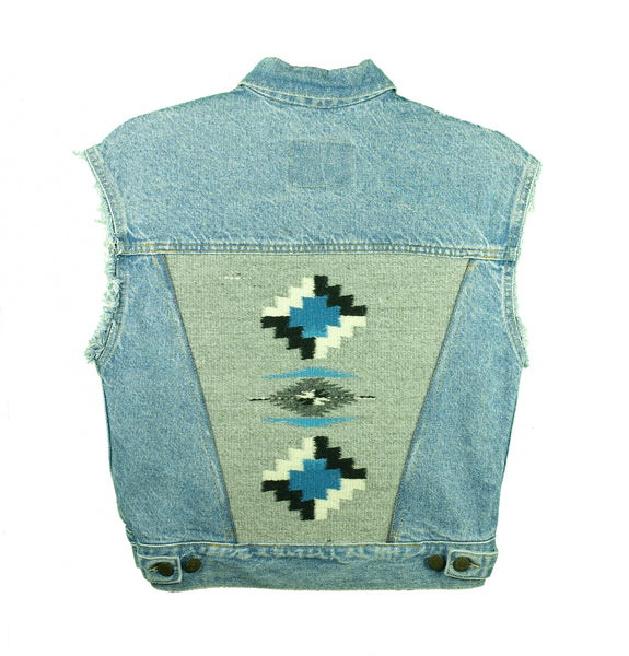 S (women's) Denim Vest