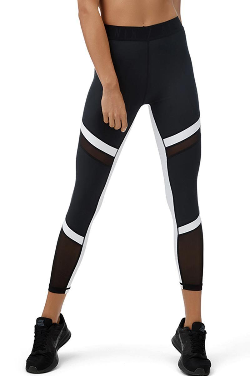 Cora Black 7/8 Legging