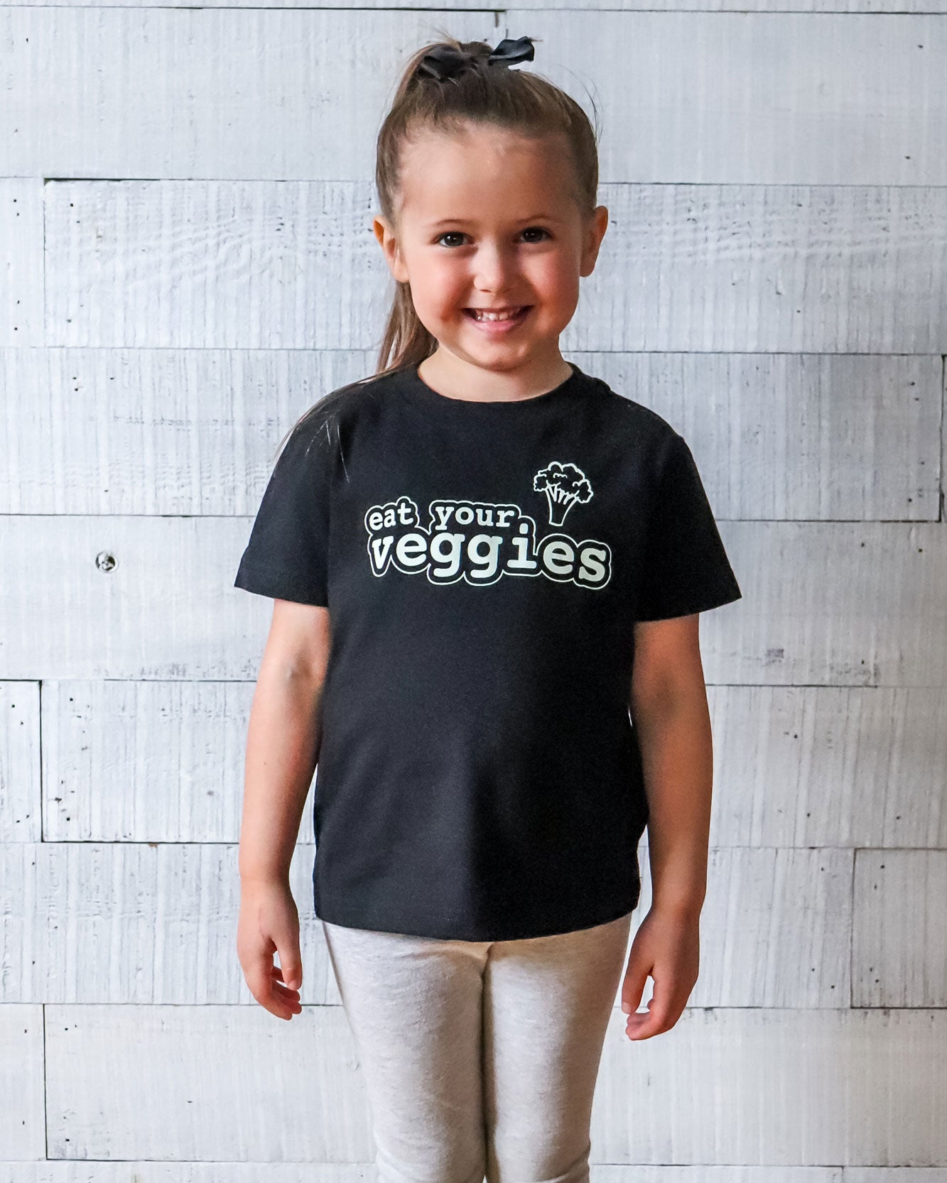 Eat Your Veggies Toddler T-Shirt