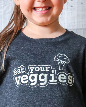 Eat Your Veggies Youth T-Shirt