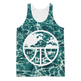 Dunk Life Aqua Tank (Throwback)