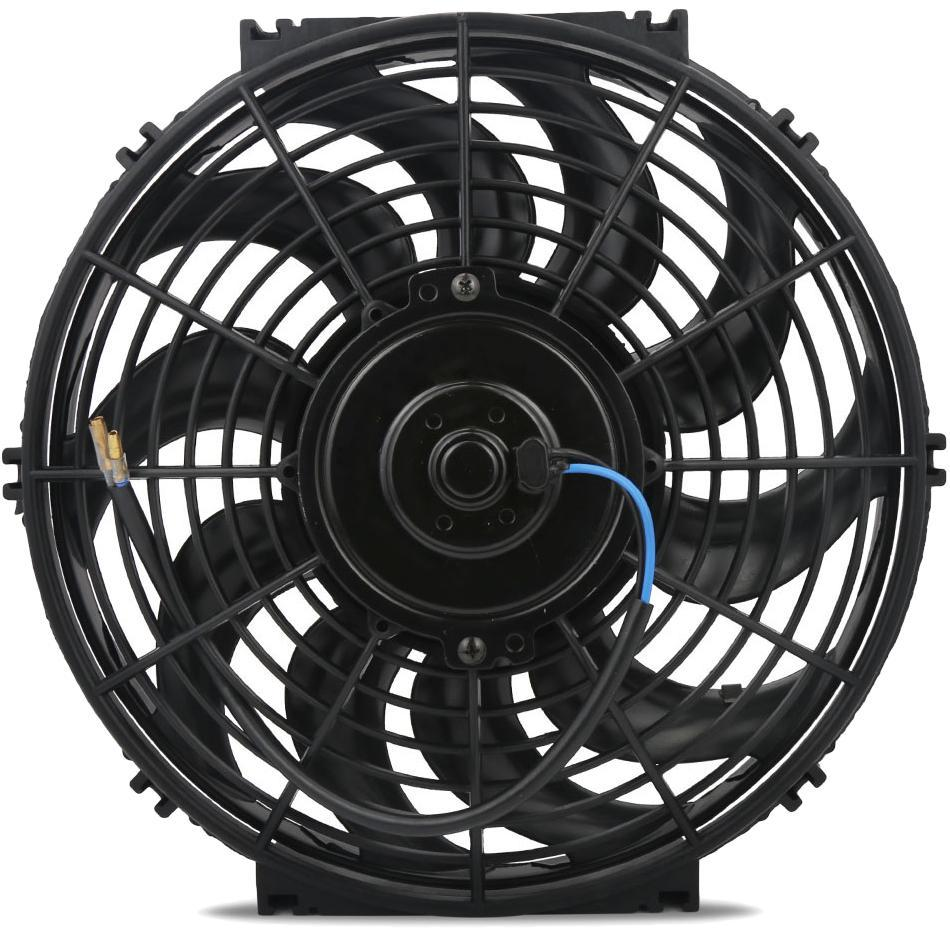 "Dual 12"" Inch Electric Fans 12 Volt Engine Radiator Cooling Upgraded 90W Motor Best Highest CFM-Dual Electric Fans-American Volt-American Volt"