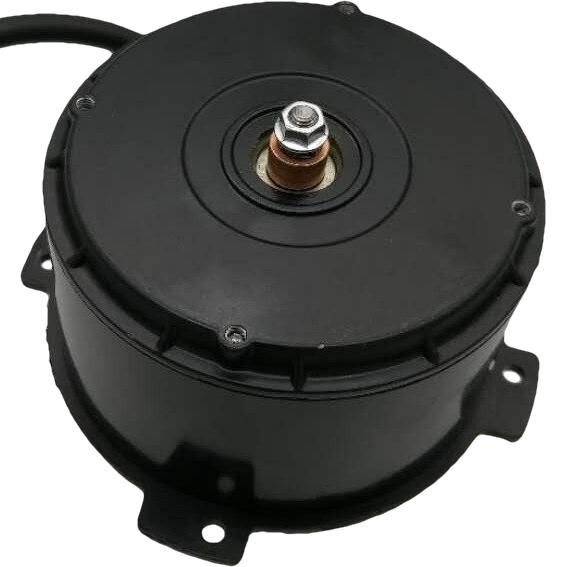 Universal 80-180 Watt 2-4 Bolt Hole Replacement 12 Volt Electric Fan Motor-Replacement Parts-American Volt-80 Watt-American Volt