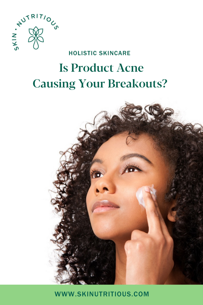 Is Product Acne the Secret Cause of Your Breakouts?