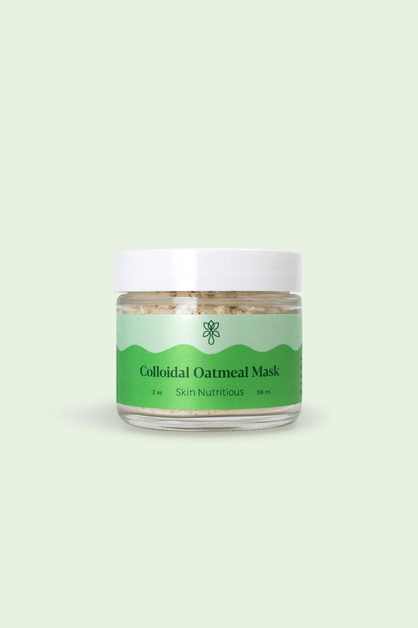 COLLOIDAL OATMEAL MASK