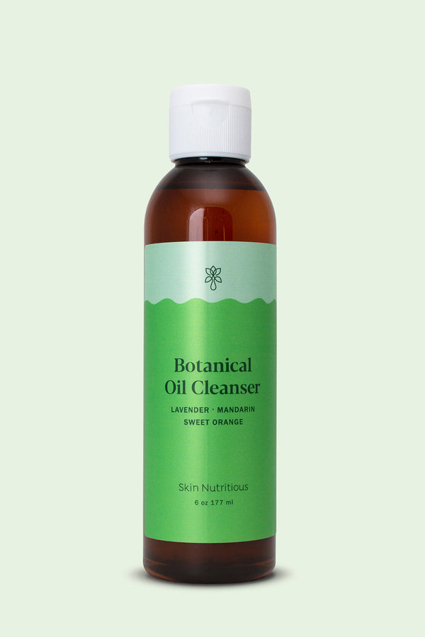 BOTANICAL OIL CLEANSER