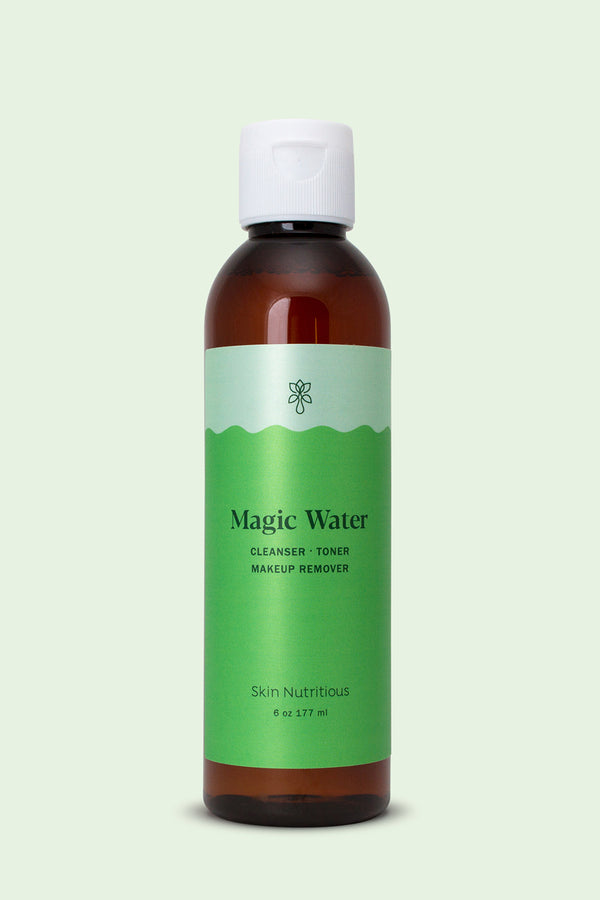 MAGIC WATER // CLEANSER • TONER • MAKEUP REMOVER