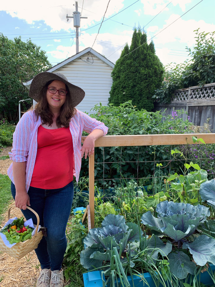 A Garden Tour with Kristen Raney of Shifting Roots