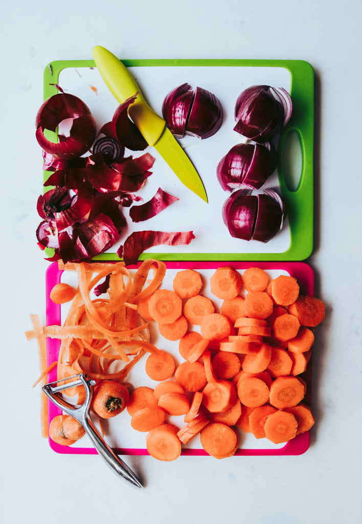 10 Veggies For Winter Fresh Eating  + How To Store Them