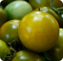 Green Grape Cherry Tomato