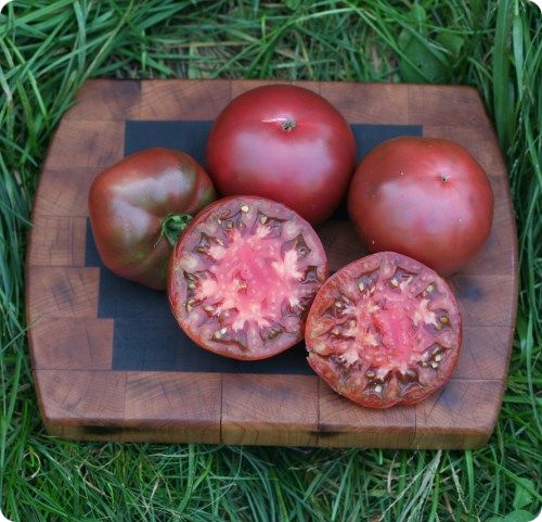 Black Krim - Slicer Tomato Seeds