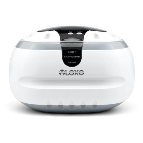 VLOXO Ultrasonic Cleaner Household 600ml Professional Washer Machine