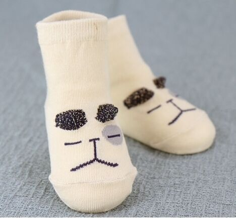 Baby Socks Sleeping Dog size 0-12m / 1-2 yrs