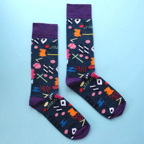 Abstract Sock