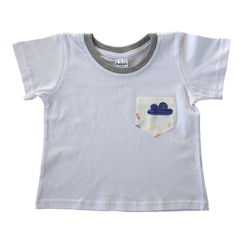 Boys T-Shirt - Clouds