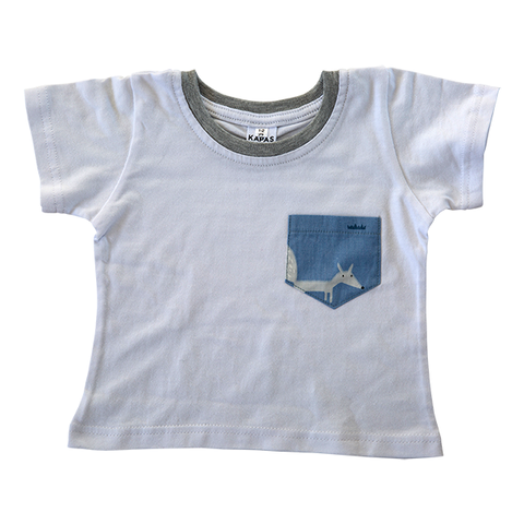 Boys T-Shirt - Foxes