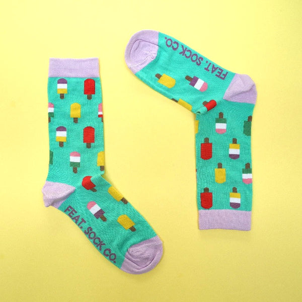 Unisex Ice Lollie Socks