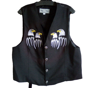 GREY EAGLES VEST