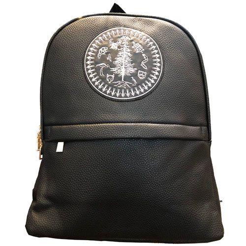 HAUDENOSAUNEE SEAL BACKPACK