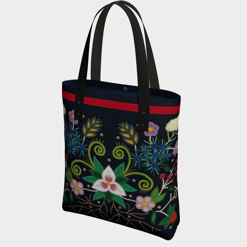JUNIPER GLORY TOTE BAG-NEW