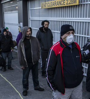 Cloth Masks For The DTES: An FAQ