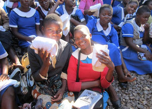 Perseverance in Malawi: Pads4Girls Kits, 1 Year Later