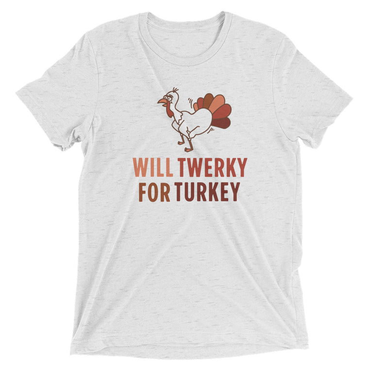 Thanksgiving Twerky for Turkey Tee