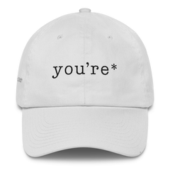 You're* Cotton Cap