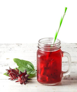 Hibiscus Flower Drink