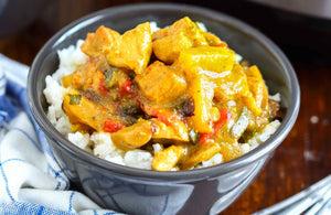Instant Pot Chicken Coconut Curry