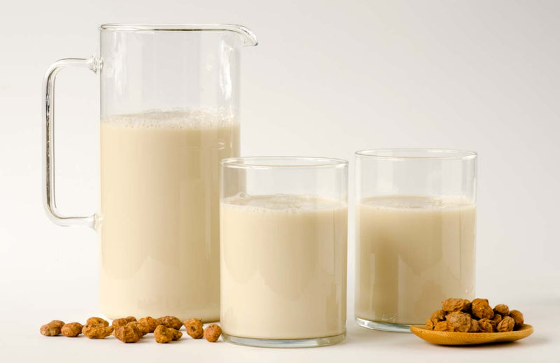 Iya Foods Tigernut Milk recipe